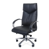 Alternate view 4 for Interion Black Executive Office Chair