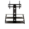 Alternate view 2 for Cravin TDDPF44B TV mount Flat Panel TV Stand