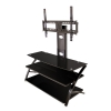Alternate view 4 for Cravin TDDPF44B TV mount Flat Panel TV Stand