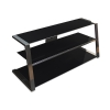 Alternate view 4 for Cravin TDUCP48 Wood Glass HDTV Stand