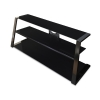 Alternate view 5 for Cravin TDUCP48 Wood Glass HDTV Stand