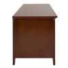 Alternate view 5 for Cravin TDERC48 Walnut Finish A/V Credenza