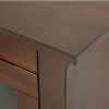 Alternate view 7 for Cravin TDERC48 Walnut Finish A/V Credenza