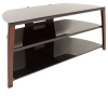 Alternate view 2 for Cravin TDIIX50W 50in wide Metal Glass TV Stand