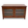 Alternate view 2 for Cravin TDLCT5028 Walnut Finish A/V Credenza