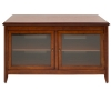 Alternate view 3 for Cravin TDLCT5028 Walnut Finish A/V Credenza