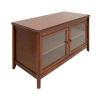 Alternate view 4 for Cravin TDLCT5028 Walnut Finish A/V Credenza