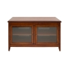 Alternate view 6 for Cravin TDLCT5028 Walnut Finish A/V Credenza