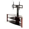 Alternate view 5 for Cravin TDXELF42W  TV mount Flat Panel Stand
