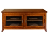 Alternate view 2 for Cravin TDLAP50 walnut finish TV Credenza