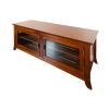Alternate view 5 for Cravin TDLAP50 walnut finish TV Credenza