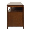 Alternate view 7 for Cravin TDYAB4828  Walnut Finish A/V Furniture
