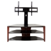 Alternate view 2 for Cravin TDXELF52W TV mount Flat Panel TV Stand