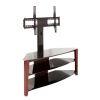 Alternate view 4 for Cravin TDXELF52W TV mount Flat Panel TV Stand