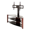 Alternate view 5 for Cravin TDXELF52W TV mount Flat Panel TV Stand