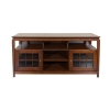 Alternate view 5 for Cravin TDYAB6028 Walnut Finish AV HDTV Credenza