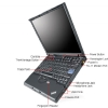 "Alternate view 5 for Lenovo 12.1"" Refurbished Tablet PC"