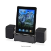 Alternate view 6 for iLuv iMM747 Audio Cube Speaker Dock