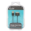 Alternate view 4 for iLuv iCB60BLK Charge and Sync Cable