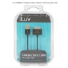 Alternate view 2 for iLuv iCB60BLK Charge and Sync Cable