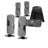 Alternate view 3 for Onkyo 5.1 Receiver & Harman Kardon Speakers Bundle