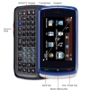 Alternate view 3 for LG Xenon GR500 Unlocked GSM Cell Phone