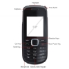Alternate view 3 for Nokia 1661 Unlocked GSM Cell Phone
