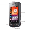 Alternate view 3 for Samsung S5230 Star Unlocked GSM Cell Phone