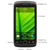 Alternate view 3 for BlackBerry Torch 9860 Unlocked Cell Phone