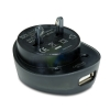 Alternate view 4 for Kensington Travel Plug Adaptor with USB Charger