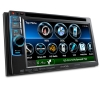 Alternate view 2 for Kenwood In-Dash 2-DIN Head Unit Car Stereo