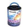 Alternate view 2 for Philips DM4S6H00F/17 100 Pack 16X DVD-R Spindle