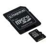 Alternate view 2 for Kingston 32GB microSDHC Class 4 Flash Card