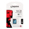 Alternate view 2 for Kingston UltimateX 100X SDHC Memory Flash Card