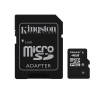 Alternate view 2 for Kingston 4GB Class 10 microSDHC Card w/ Adapter