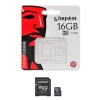 Alternate view 3 for Kingston 16GB microSDHC Flash Card