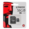 Alternate view 5 for Kingston 16GB microSDHC Flash Card