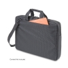 Alternate view 4 for Dicota CasualSmart Black Laptop Bag