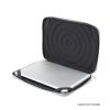 "Alternate view 6 for Dicota 13"" Soft Skin Sleeve for Macbook in Gray"