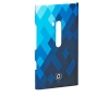 Alternate view 2 for Dicota Nokia Lumia 900 Blue Hard Cover