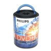 Alternate view 4 for Philips DR4S6H00F/17 100 Pack 16X DVD+R Spindle