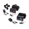 Alternate view 5 for Lumiere 100w Halogen Video Lighting Kit