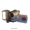 Alternate view 5 for Lumiere 20W Dual 3200K Camcorder Lighting Kit