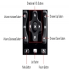 Alternate view 7 for Logitech Harmony 200 Universal Remote 
