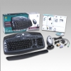 Alternate view 3 for Logitech LX700 Cordless Combo w/ Charging Cradle