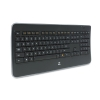 Alternate view 5 for Logitech Wireless K800 Illuminated Keyboard