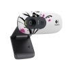 Alternate view 2 for Logitech C270 960-000819 Floral Spiral Webcam