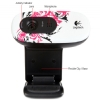 Alternate view 5 for Logitech C270 960-000819 Floral Spiral Webcam