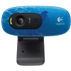 Alternate view 2 for Logitech 960-000818 C270 HD Webcam