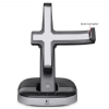 Alternate view 3 for Logitech 980-000590 Speaker Stand for iPad